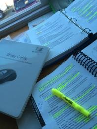 Study time!